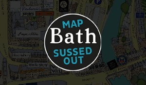 Sussed Out Tourist Maps